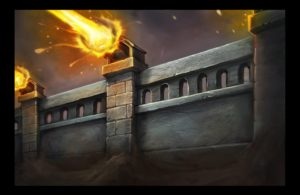 Alliance city combat outer wall