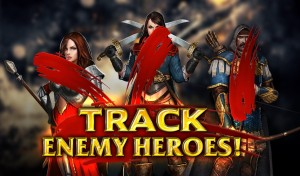 track enemy heroes game of war