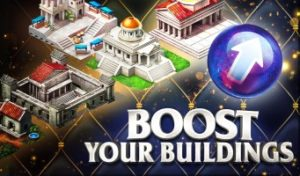 Building boost Time orbs