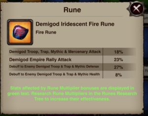 rune in forge