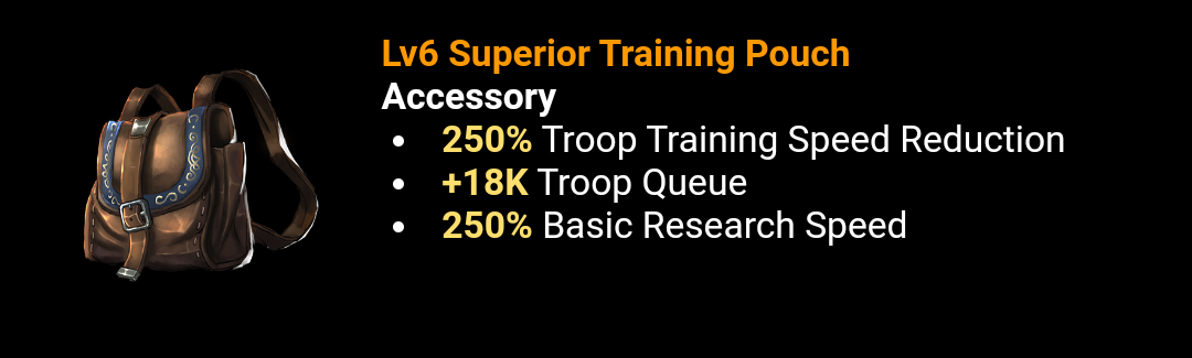 Superior Training Pouch